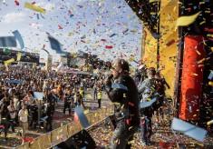 Hamburg feiert den Einzug ins Viertelfinale