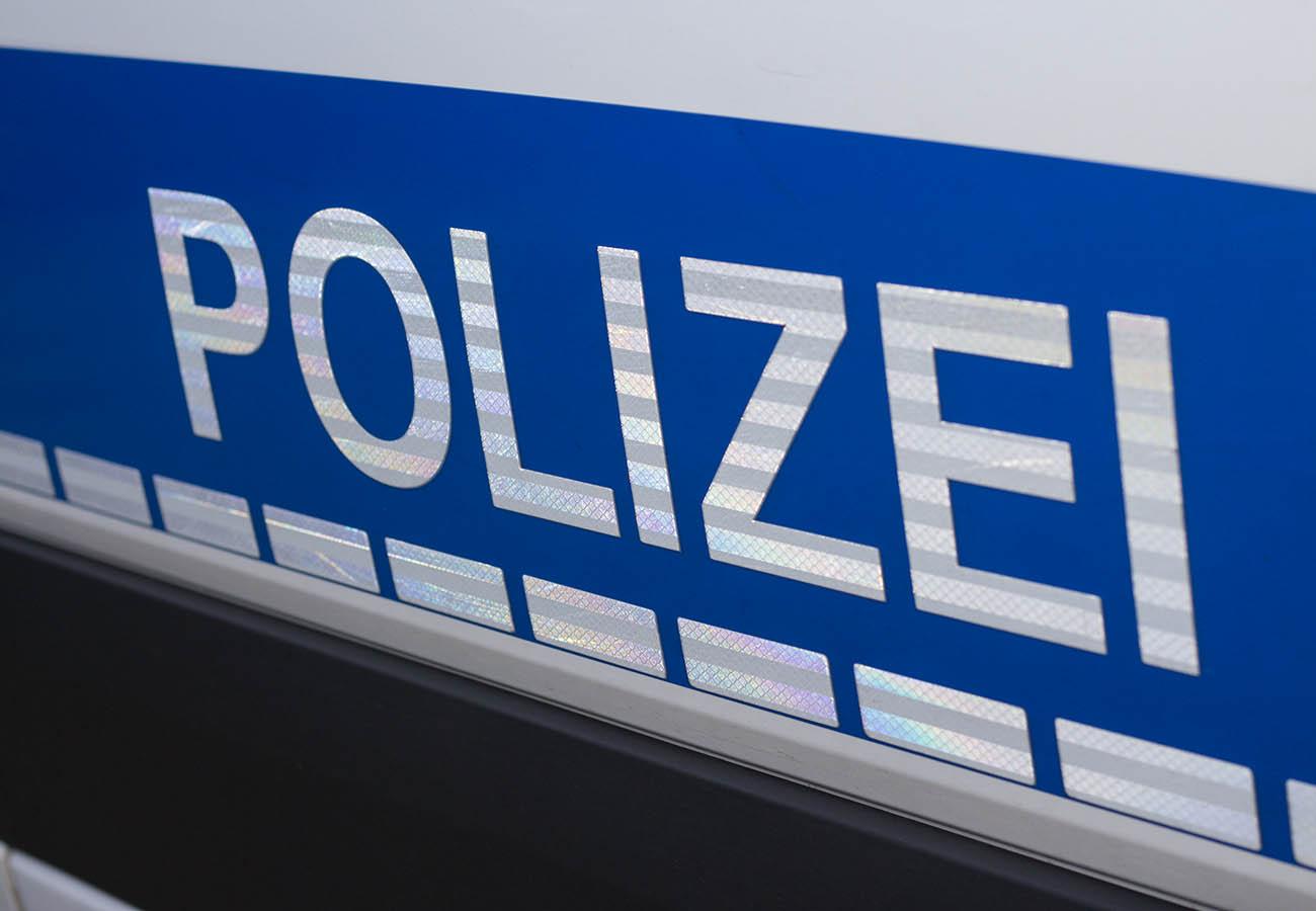 Polizei Kontaktverbot