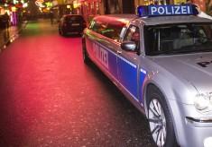 Großstadtrevier: Polizei mit Stretchlimo auf der Großen Freiheit