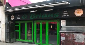 O'Brians muss schließen