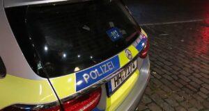 Polizei auf der Reeperbahn